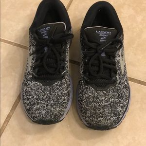 Brooks ladies athletic shoes